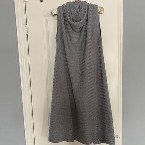 White House Black Market cardigan/coat
